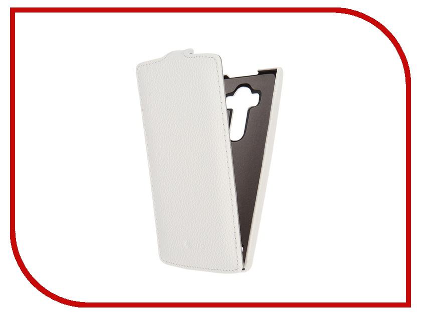купить Аксессуар Чехол-книжка LG G4 H818 Sipo White 7978 недорого