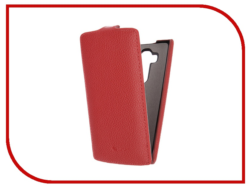 Аксессуар Чехол-книжка LG G4 H818 Sipo Red 7977<br>