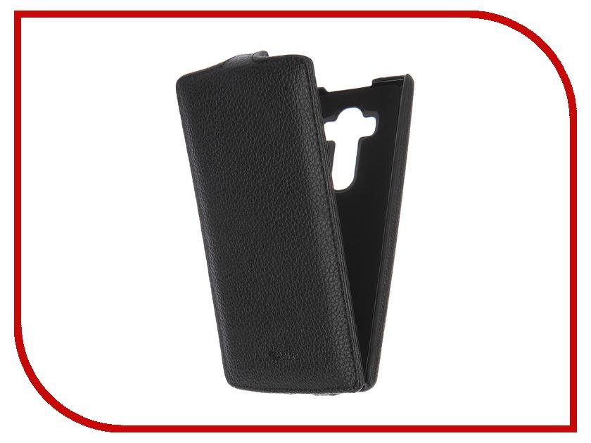 купить Аксессуар Чехол-книжка LG G4 H818 Sipo Black 7976 недорого