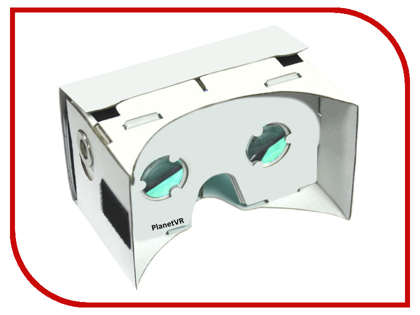 Видео-очки PlanetVR BOX Original White