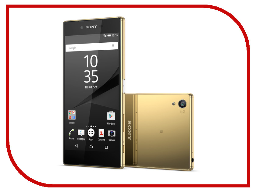 все цены на Сотовый телефон Sony E6883 Xperia Z5 Premium Dual Gold онлайн