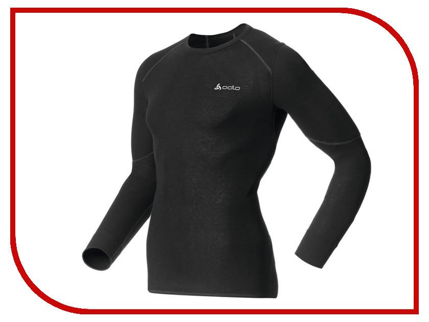 цена  Рубашка ODLO X-Warm 155162-15000 M Black мужская  онлайн в 2017 году