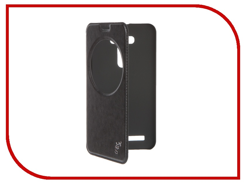 Аксессуар Чехол ASUS ZenFone 2 Laser ZE550KL G-Case Slim Premium Black GG-664<br>