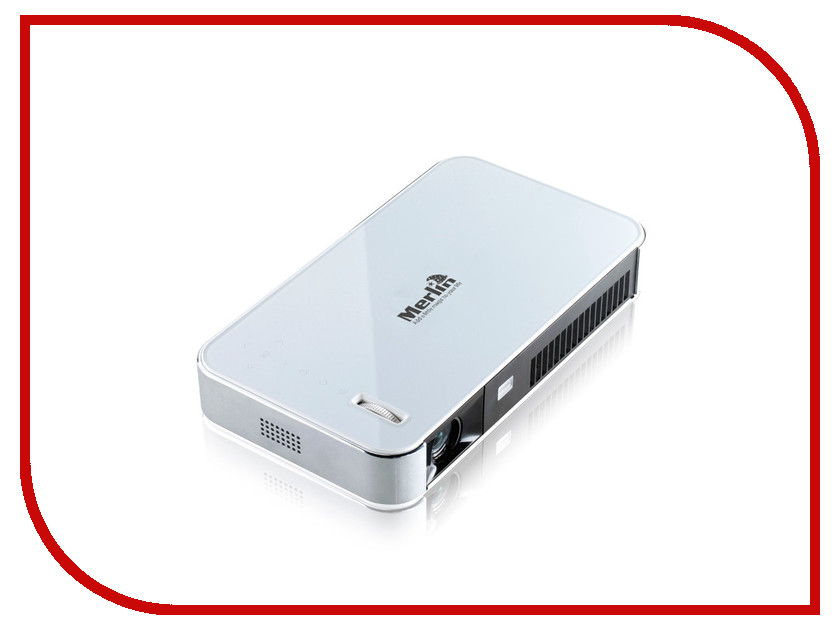 Проектор Merlin 3D Projector Android<br>
