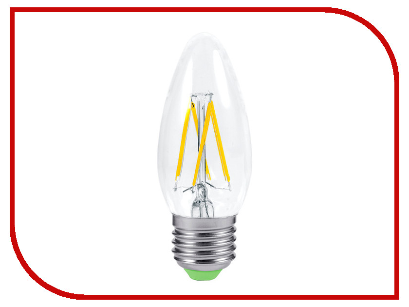 Лампочка ASD LED Свеча Premium 5W 3000K 160-260V E27 4690612003269<br>