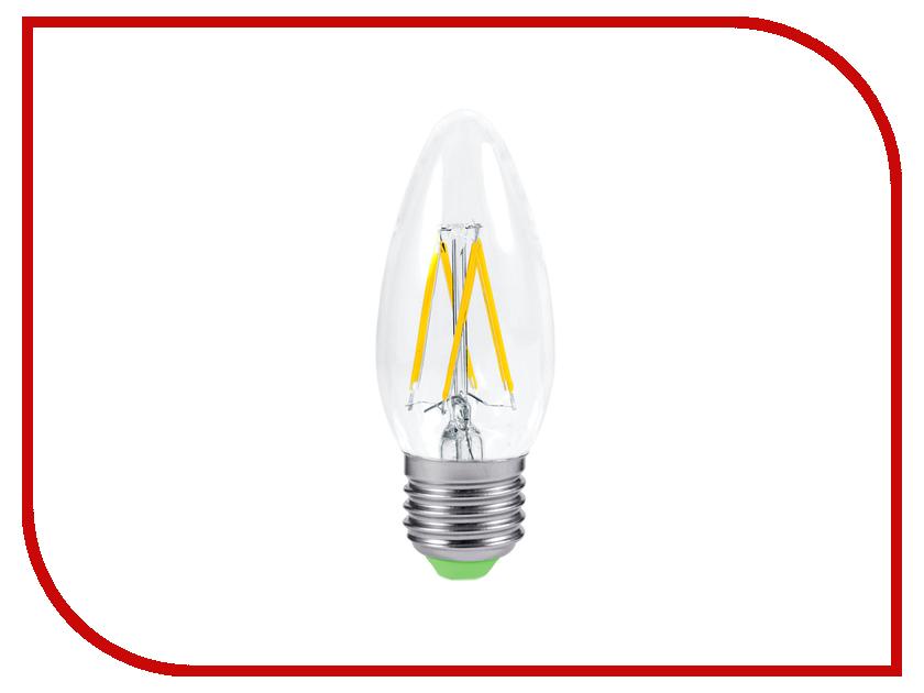 Лампочка ASD LED Свеча Premium 5W 4000K 160-260V E27 4690612003511 светильник asd спп 2402 12w 160 260v 4000k ip65 4690612003726
