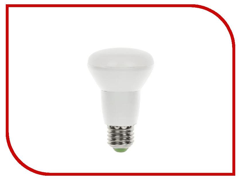 Лампочка ASD LED-R63-Standard E27 5W 3000K 160-260V 4690612001579 лампочка asd led шар standard 3 5w 3000k 160 260v e27 4690612000374