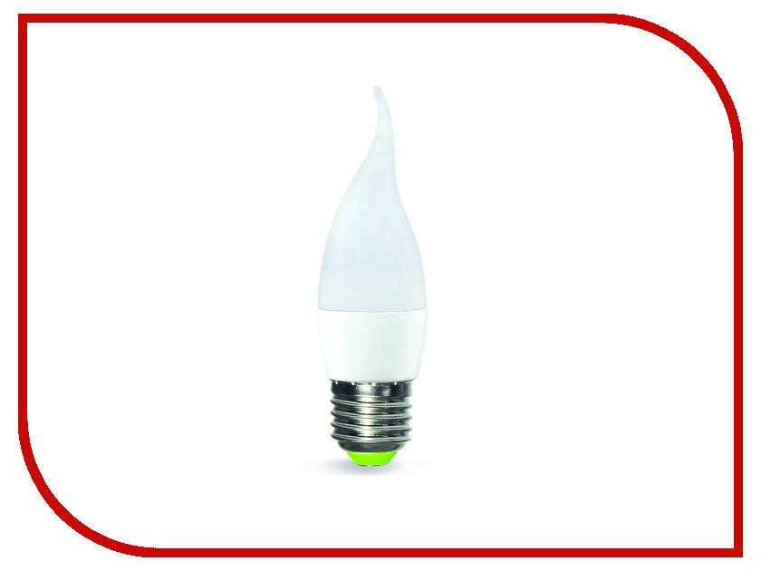 Лампочка ASD LED Свеча на ветру Standard E27 5W 3000K 160-260V 4690612004532 лампочка asd led шар standard 3 5w 3000k 160 260v e27 4690612000374
