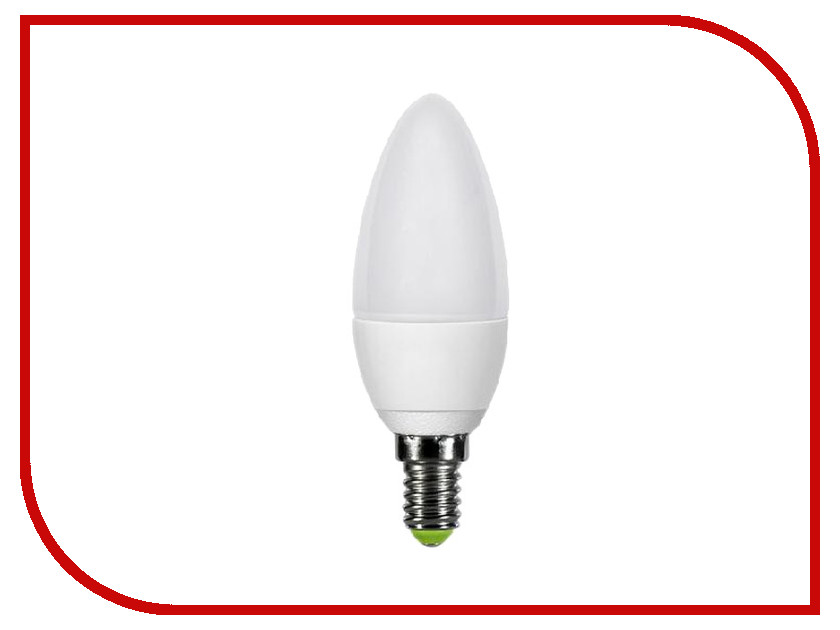 Лампочка ASD LED Свеча Standard 5W 4000K 160-260V E14 4690612002224