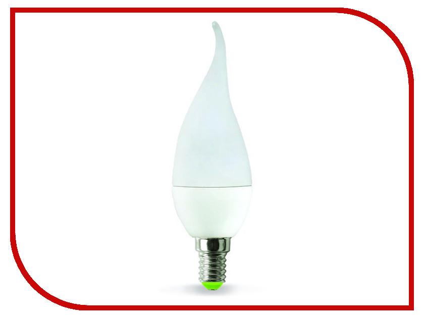 Лампочка ASD LED Свеча на ветру Standard E14 7.5W 3000K 160-260V 4690612004556 лампочка asd led свеча на ветру standard 5w 3000k 160 260v e27 4690612004532