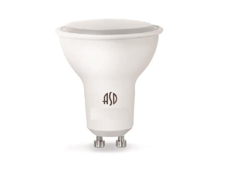 Лампочка ASD LED-JCDRC-Standard GU10 5.5W 160-260V 4000K 495Lm 4690612002309
