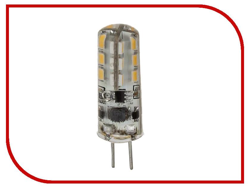 Лампочка ASD LED-JC-Standard G4 1.5W 4000K 12V 4690612003290 лампочка asd led jc standard 3w 3000k 12v g4 4690612004624