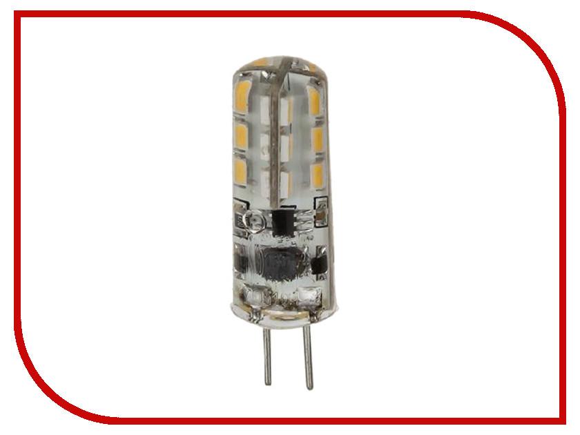 Лампочка ASD LED-JC-Standard G4 3W 3000K 12V 4690612004624 3w 100lm 6000k white 3 led car daytime running light lamp black dc 12v pair