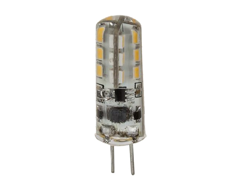 Лампочка ASD LED-JC-Standard G4 3W 12V 3000K 270Lm 4690612004624
