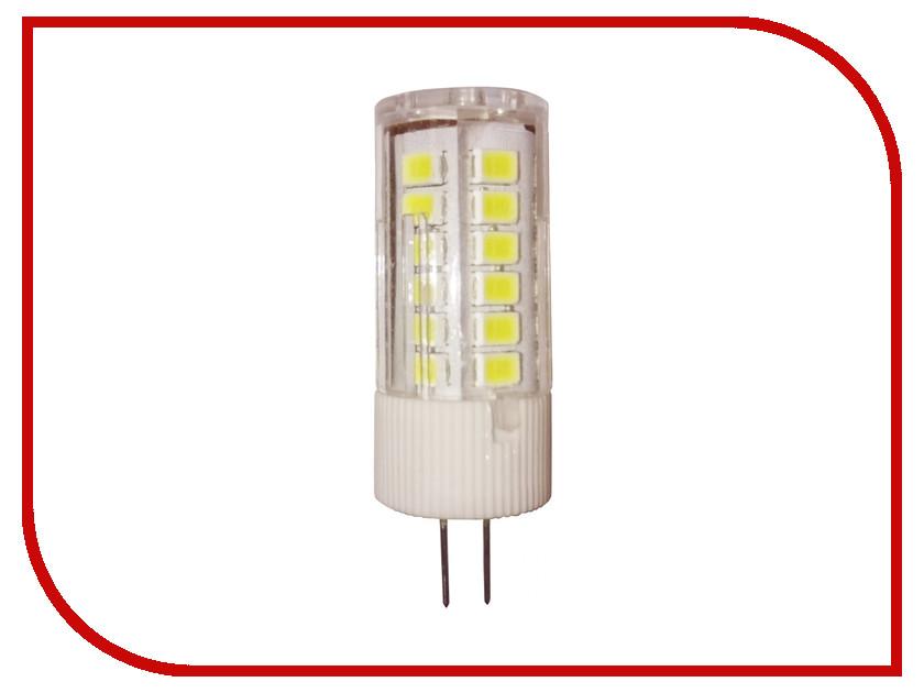 Лампочка ASD LED-JC-Standard G4 3W 4000K 12V 4690612004648 3w 100lm 6000k white 3 led car daytime running light lamp black dc 12v pair