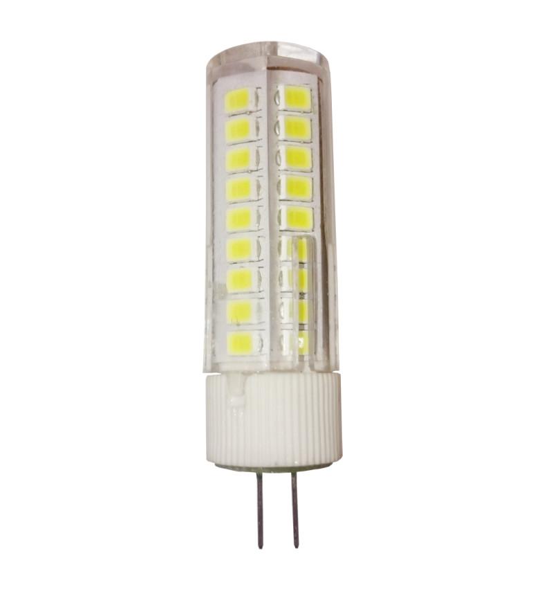 Лампочка ASD LED-JC-Standard G4 5W 12V 3000K 450Lm 4690612004655