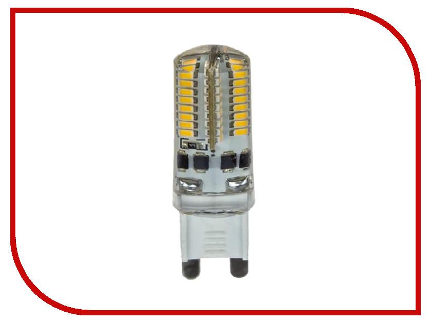 Лампочка ASD LED-JCD-Standard 3W 4000K 160-260V G9 4690612003306 светильник asd спп 2402 12w 160 260v 4000k ip65 4690612003726