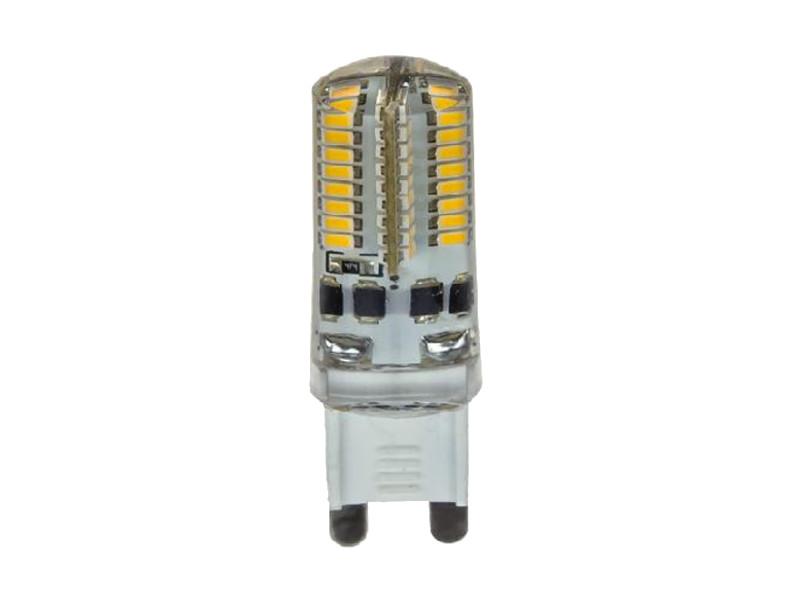 Лампочка ASD LED-JCD-Standard G9 3W 160-260V 4000K 270Lm 4690612003306 лампочка asd led jcd standard 3w 4000k 160 260v g9 4690612003306