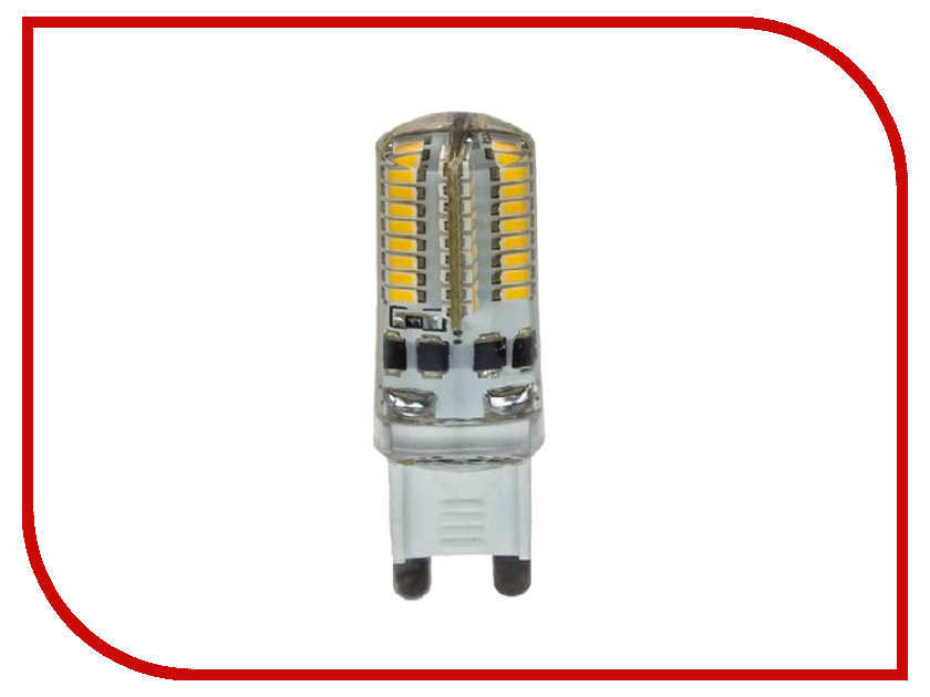 Лампочка ASD LED-JCD-Standard G9 5W 4000K 160-260V 4690612004631 лампочка asd led jcdr standard gu5 3 5 5w 4000к 160 260v 4690612001432