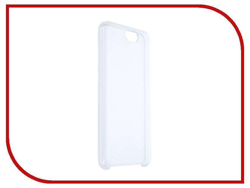Аксессуар Чехол HTC One A9 HC C1230 Clear Blue HTC-99H11985-00RU<br>