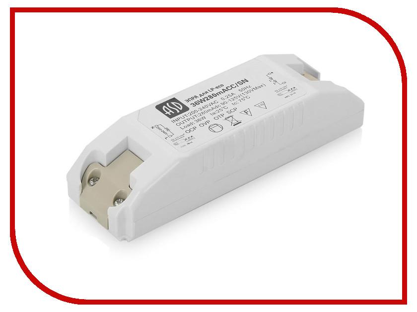 Блок питания ASD ЭПРА-36-eco для панели светодиодной LP-eco-Призма 4690612004273