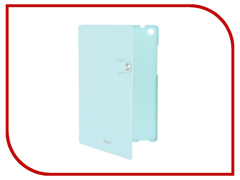 ��������� �����-������ ASUS ZenPad S 8.0 Z580C/Z580CA TriCover Aqua Blue 90XB015P-BSL360