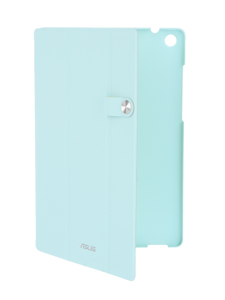 Аксессуар Чехол-книжка ASUS ZenPad S 8.0 TriCover Z580C/Z580CA Aqua Blue 90XB015P-BSL360