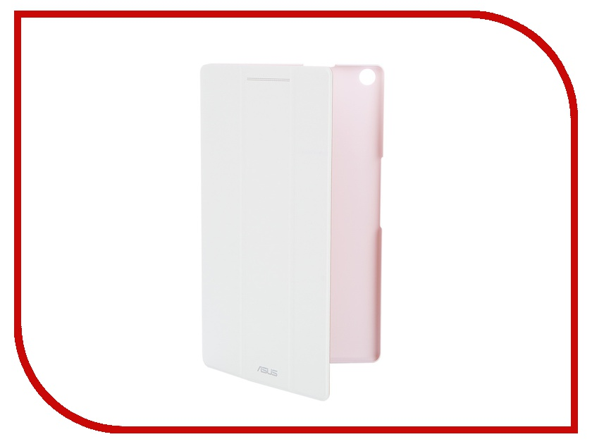 ��������� �����-������ ASUS ZenPad 8.0 Z380 TriCover White 90XB015P-BSL320