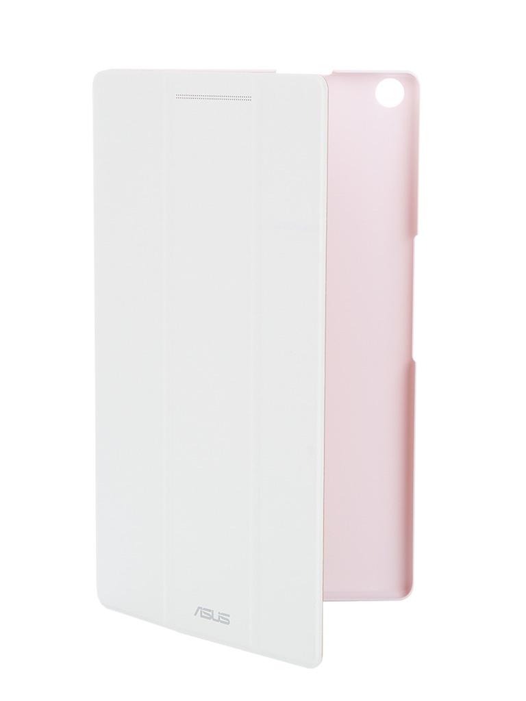 Аксессуар Чехол-книжка ASUS ZenPad 8.0 Z380 TriCover White 90XB015P-BSL320<br>