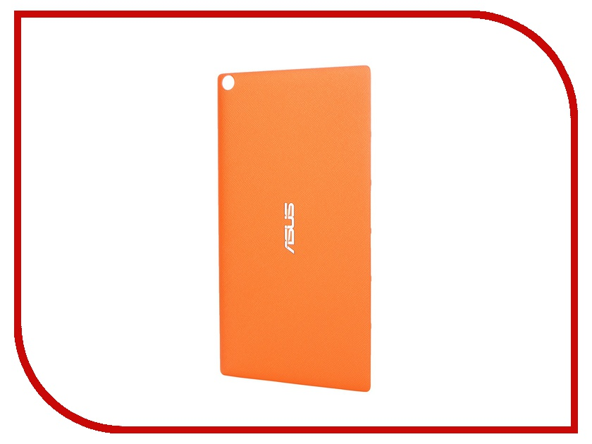 Аксессуар Крышка задняя ASUS ZenPad 8.0 Zen Case Z380C/Z380KL Orange 90XB015P-BSL3I0<br>