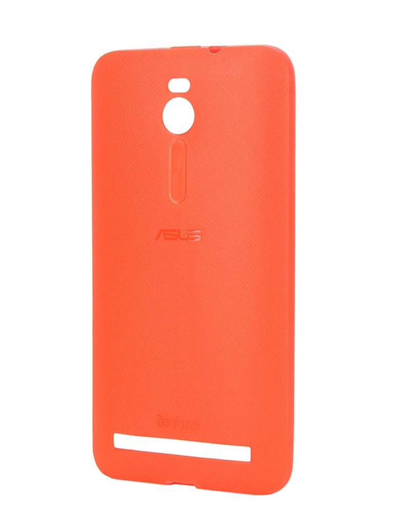 ��������� �����-������ ASUS ZenFone 2 Bumper Case ZE550ML/ZE551ML Orange 90XB00RA-BSL2X0