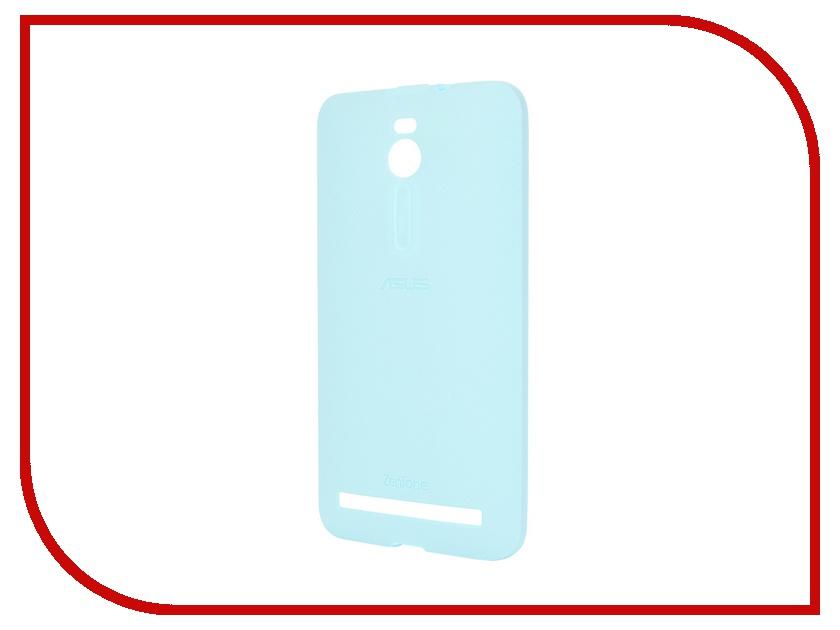 ��������� �����-������ ASUS ZenFone 2 Bumper Case ZE550ML/ZE551ML Blue 90XB00RA-BSL2Y0