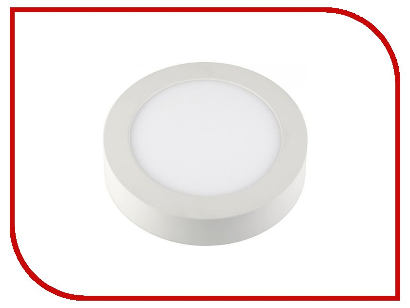 Светильник ASD NRLP-eco 0845 8W 160-260V 4000К White 4690612004358