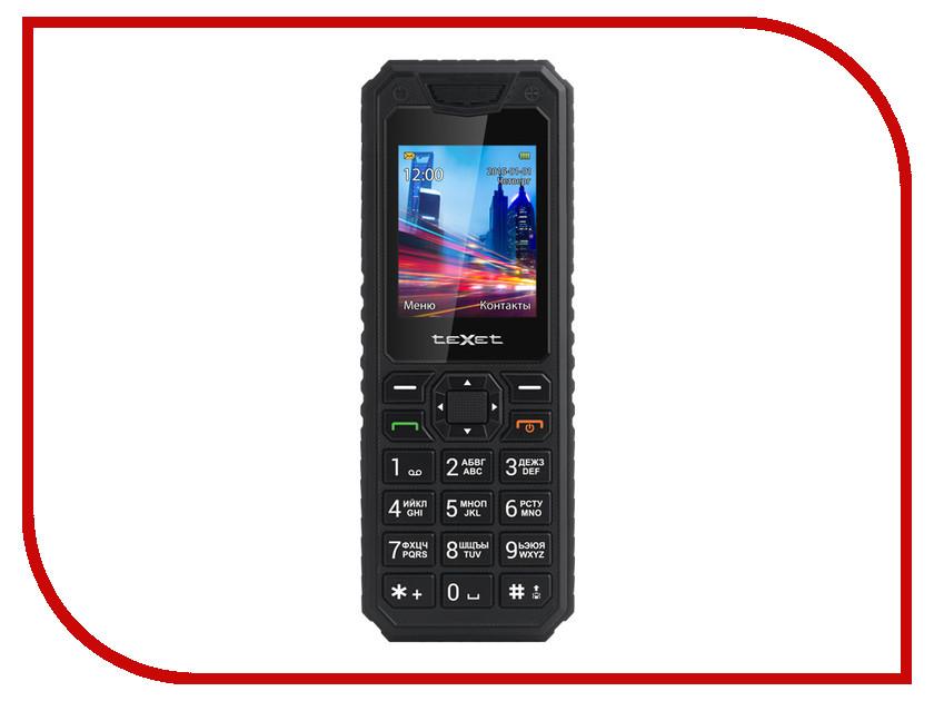 Сотовый телефон teXet TM-D302 Black сотовый телефон archos sense 55dc 503438