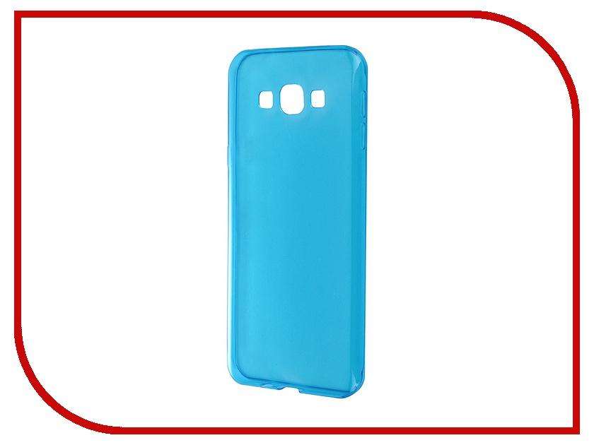 Аксессуар Чехол-накладка Samsung Galaxy A8 A800F Gecko Blue S-G-SGA8-BLU