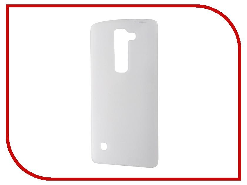 Аксессуар Чехол-накладка LG Spirit H422 Gecko White DS-GM-LGH422-WH<br>