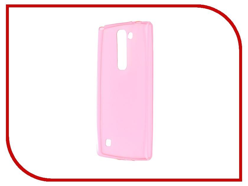 Аксессуар Чехол-накладка LG G4C H522y Gecko Pink S-G-LGG4C-PINK<br>