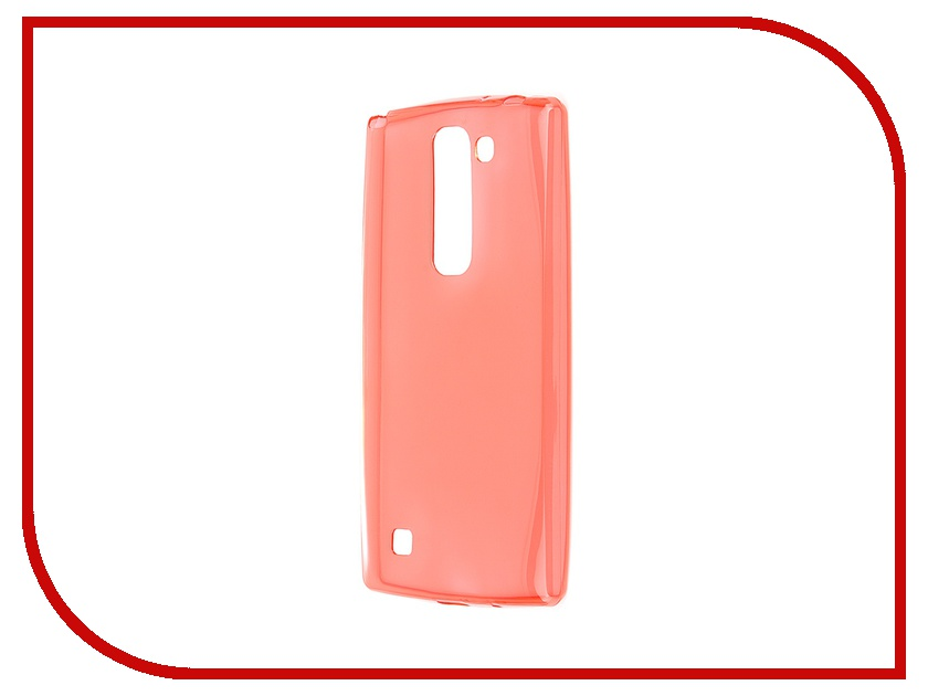 Аксессуар Чехол-накладка LG G4C H522y Gecko Red S-G-LGG4C-RED