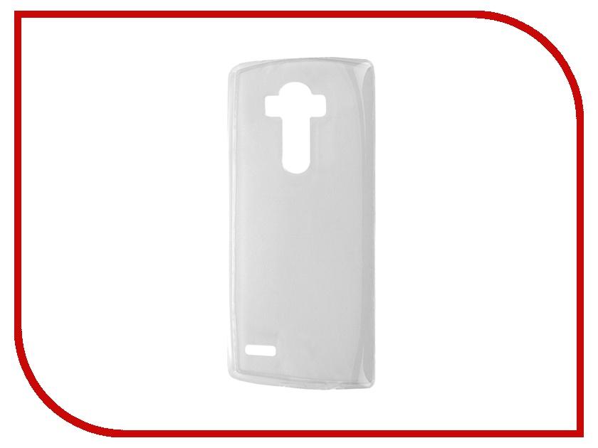 Аксессуар Чехол-накладка LG G4 H818 Gecko White S-G-LGG4-WH