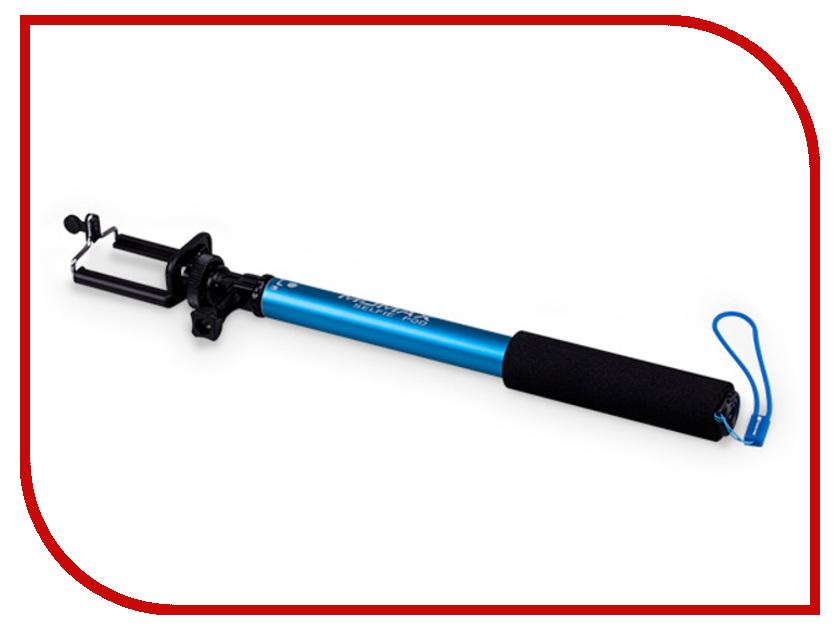Штатив MOMAX SelfiFit Bluetooth Selfie Pod KMS1 Blue multifunctional bluetooth gamepad and selfie remote shutter black