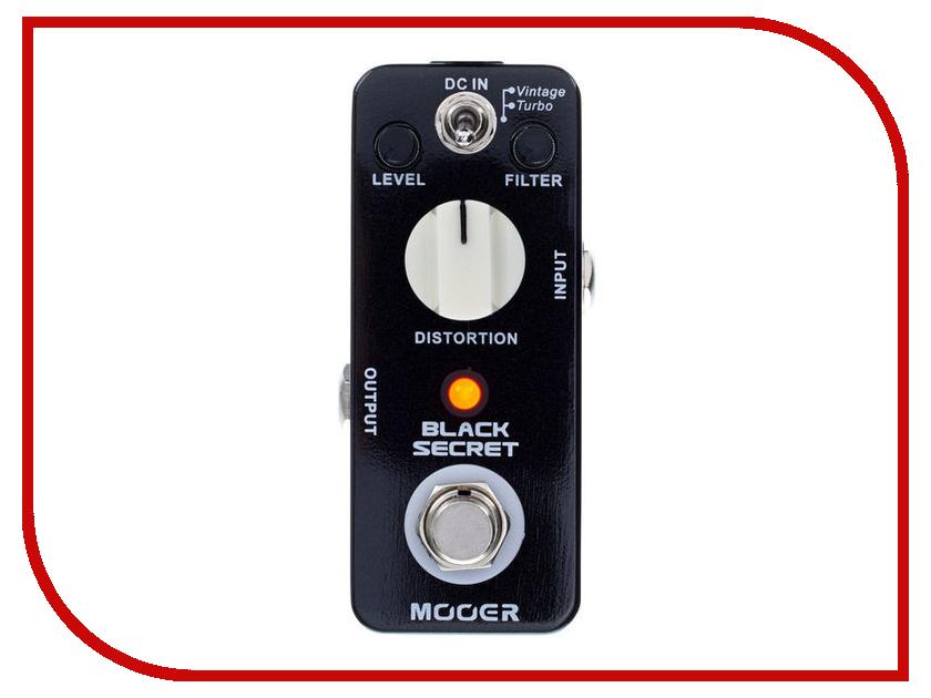 Педаль Mooer Black Secret