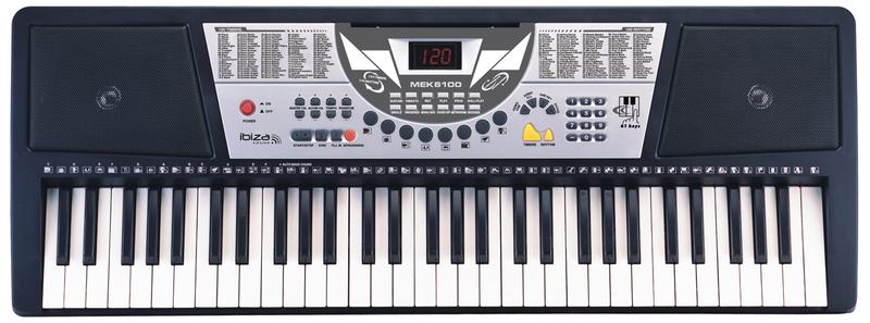 Синтезатор Tesler KB-6140 синтезатор yamaha kb 90 61