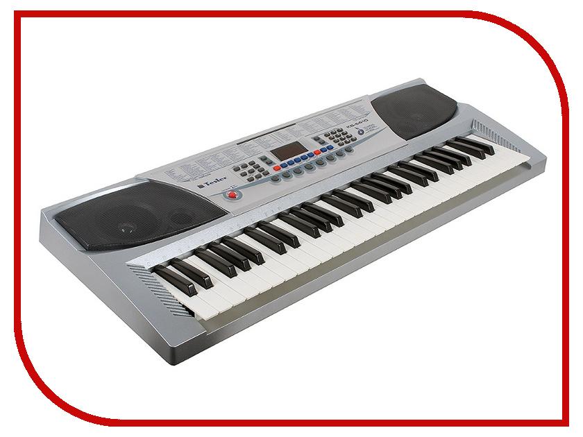 Синтезатор Tesler KB-5410 синтезатор tesler kb 6190