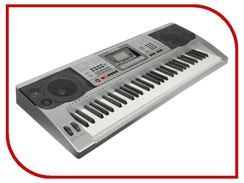 Синтезатор Tesler KB-6190 синтезатор tesler kb 6190