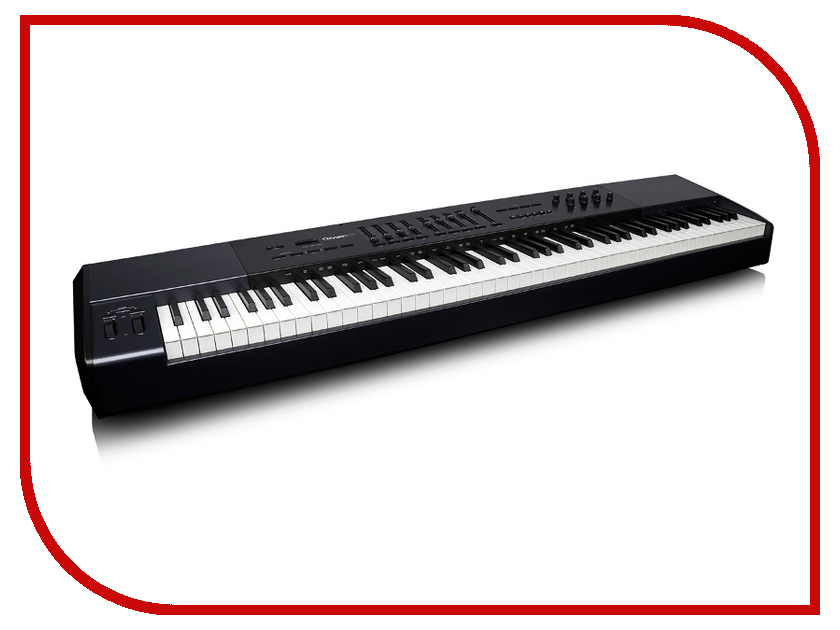 MIDI-клавиатура M-Audio Oxygen 88 bx6 carbon m audio