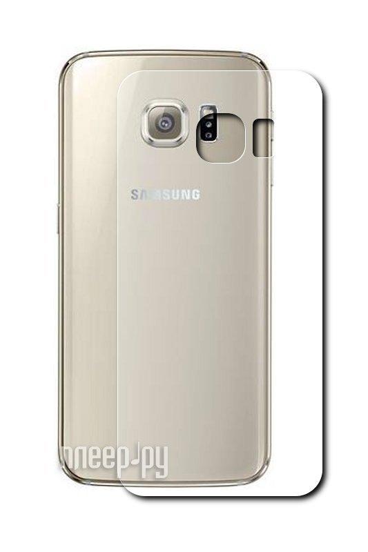 Аксессуар Защитная пленка Samsung Galaxy S6 Edge+ Ainy задняя матовая<br>
