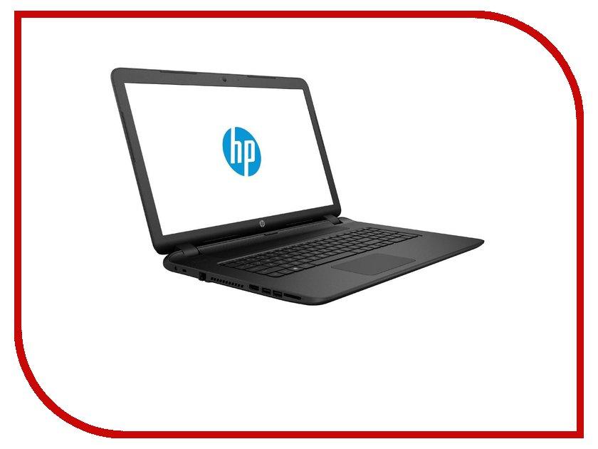 Ноутбук HP 17-p100ur Black N7K09EA (AMD E1-6010 1.35 GHz/4096Mb/500Gb/DVD-RW/AMD Radeon R2/Wi-Fi/Cam/17.3/1600x900/DOS)