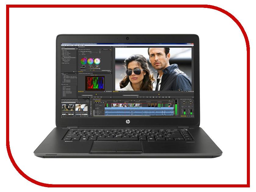 Ноутбук HP ZBook J9A08EA Intel Core i7-5500U 2.4 GHz/8192Mb/256Gb SSD/No ODD/Intel HD Graphics 5500/Wi-Fi/Bluetooth/Cam/15.6/1920x1080/Windows 7<br>