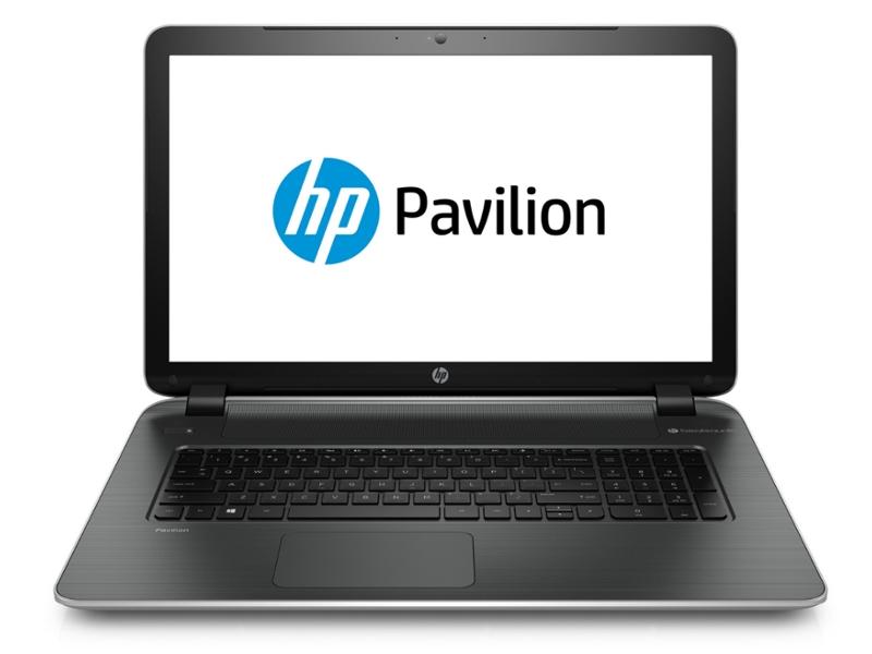Ноутбук HP Pavilion 17-g157ur Silver P0H18EA AMD A10-8700P 1.8 GHz/8192Mb/1000Gb/DVD-RW/AMD Radeon R7 M360 2048Mb/Wi-Fi/Bluetooth/Cam/17.3/1600x900/Windows 10<br>