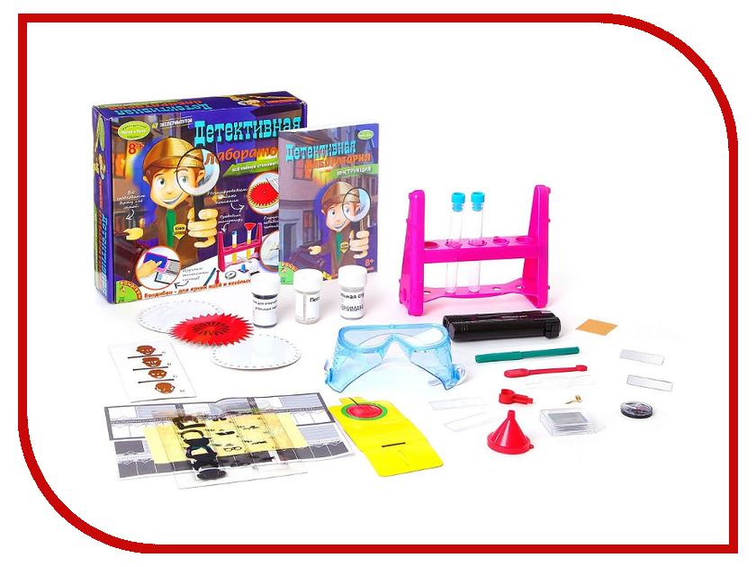 Игра Bondibon Науки с Буки Детективная лаборатория BB1112 игра bondibon науки с буки фабрика мороженого 1190